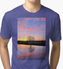 Spring Sunrise Tri-blend T-Shirt