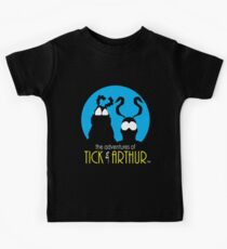 Tick and Arthur Kids Tee