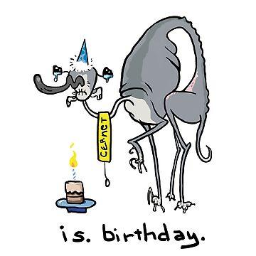 Cumpleaños de Kermit de kateouwenga