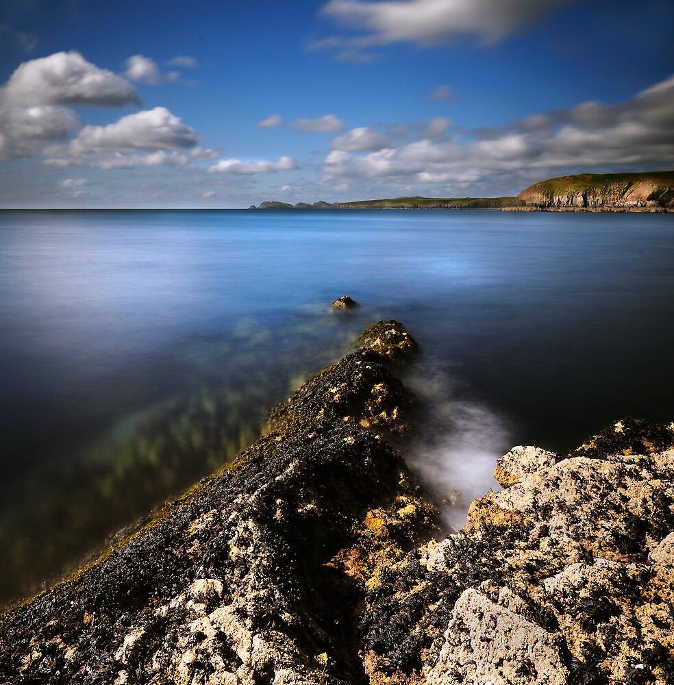 Caerfae Bay by Mat Mackenzie