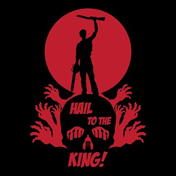 Hail to the King by JRBERGER