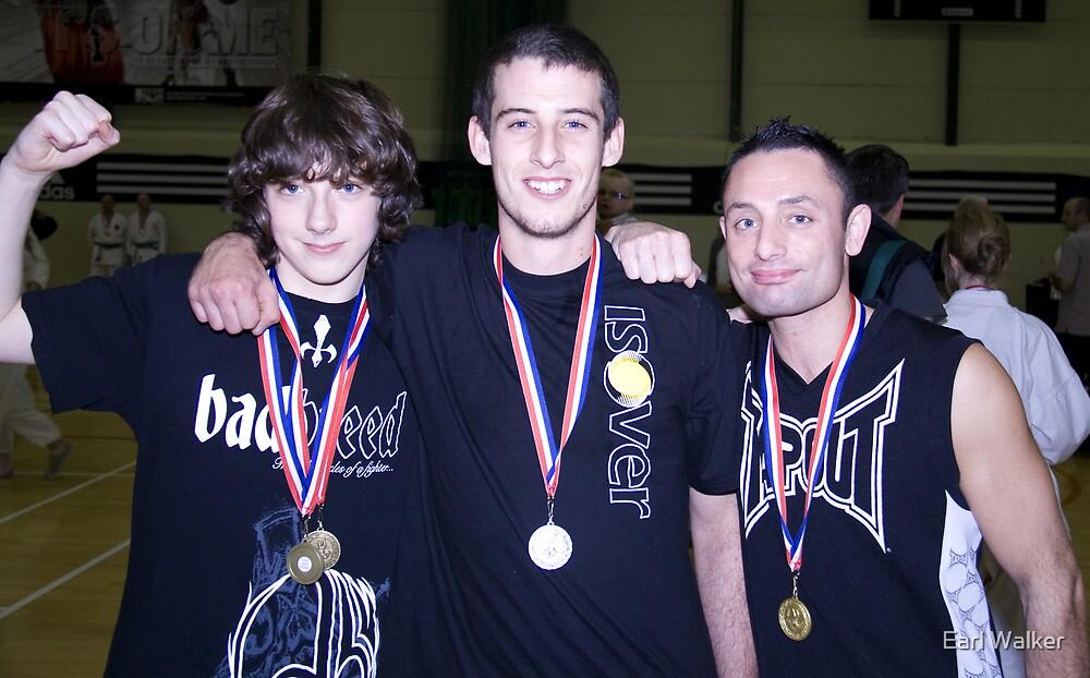 Jikishin Ju Jitsu Association National Course & Competition 2009 by Earl Walker