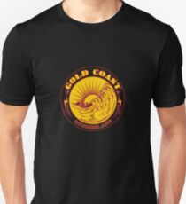 GOLDCOAST, QUEENSLAND, SURFING Unisex T-Shirt
