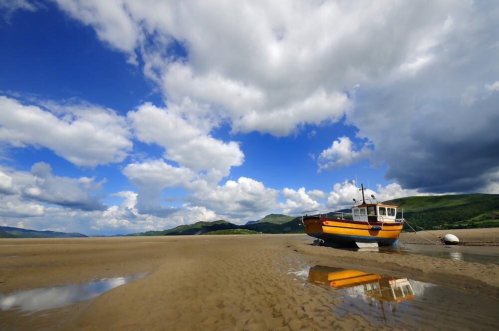 Low Tide by Mat Mackenzie