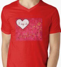 Oxytocin - I mog Di Men's V-Neck T-Shirt