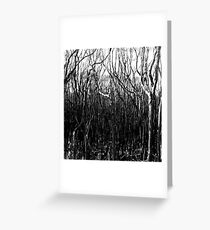 Death and New Life Greeting Card