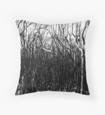 Death and New Life Throw Pillow
