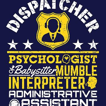 Police Dispatcher Unofficial Roles by jaygo