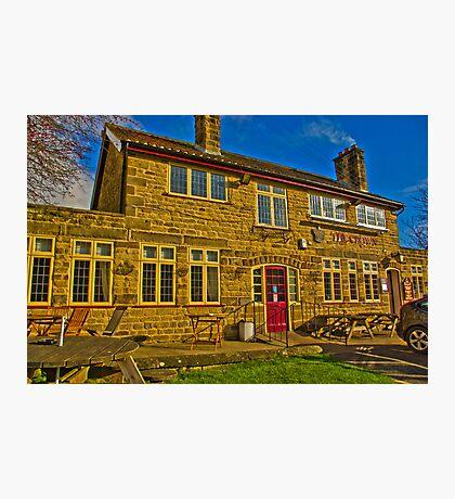 The Crown Inn - Hutton le Hole Photographic Print