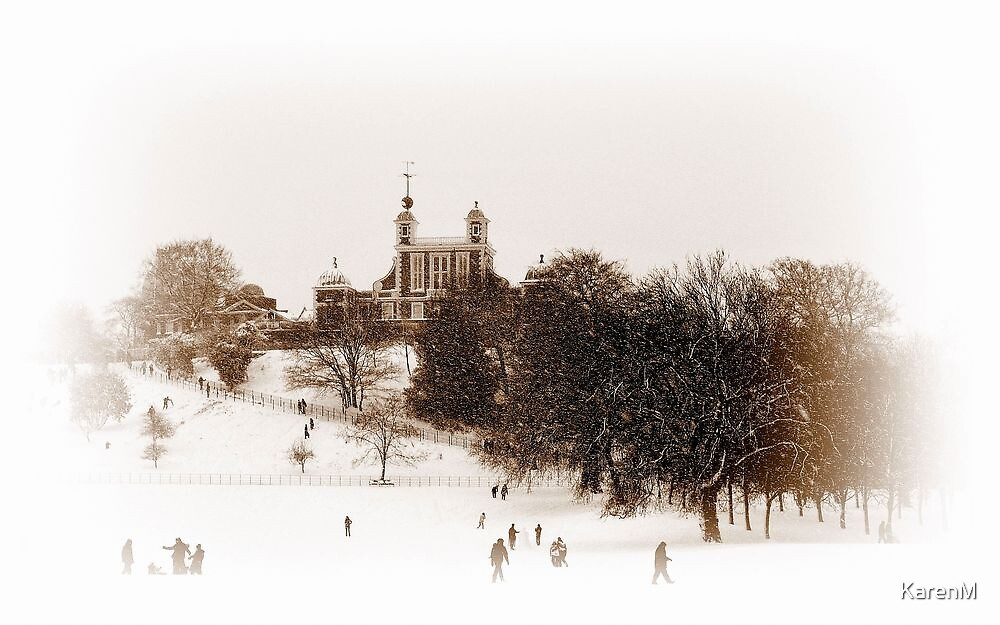 The Greenwich Observatory by KarenM