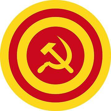 Captain Sovjet 2 by xxjudgexx