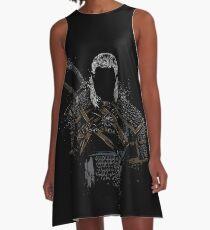 Geralt the witcher A-Line Dress