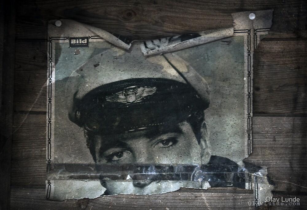 I found Elvis by Olav Lunde