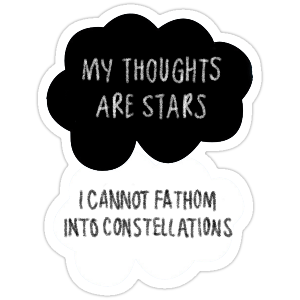 My Thoughts are Stars by Trisha Bagby