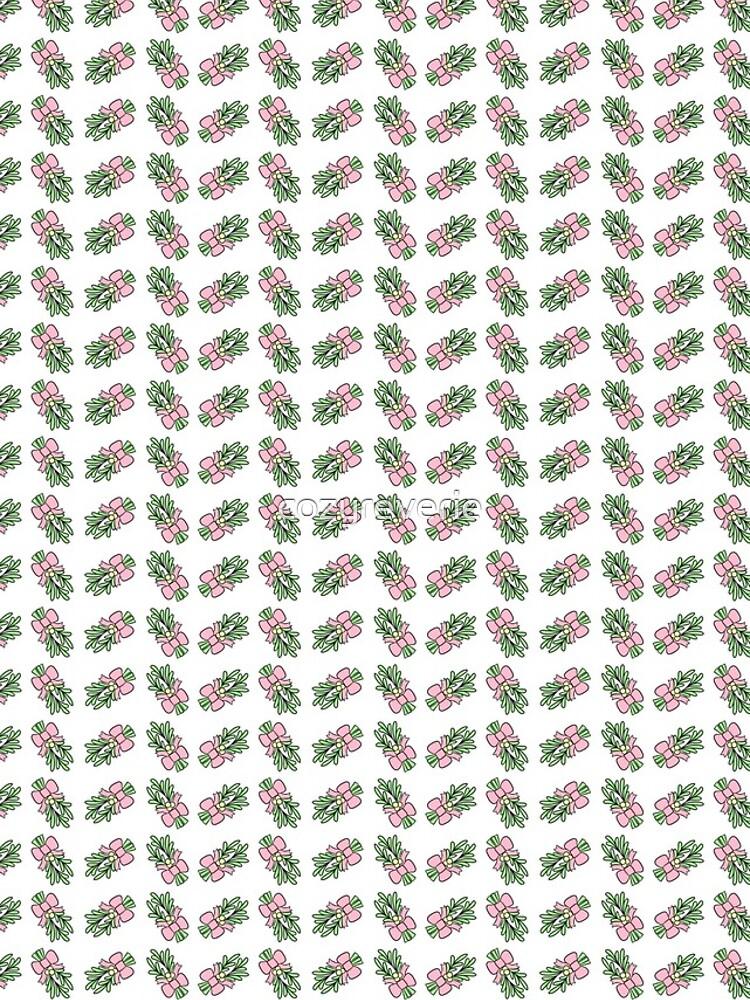 Pastel Mistletoe by cozyreverie