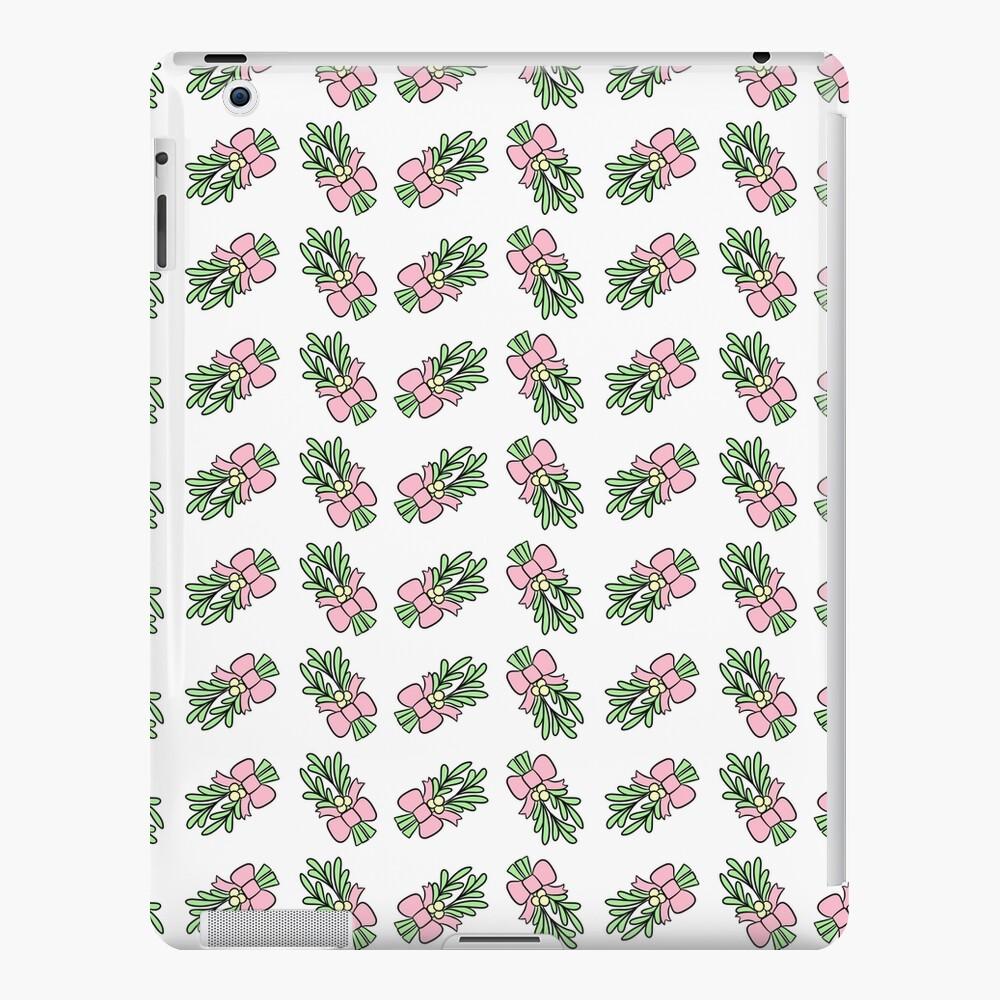 Pastel Mistletoe iPad Case & Skin