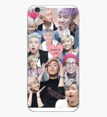 Pastel Namjoon-Collage iPhone-Hülle & Cover