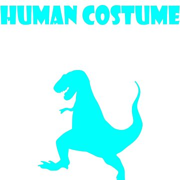 My Funny Human Costume, I am a Dinosaur by Adik
