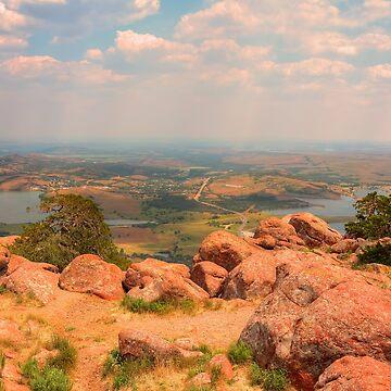 Mount Scott  by JohnDSmith