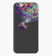 UP Balloons - Oil Style iPhone Case