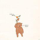 «Soy un oso, soy una planta» de carosurreal