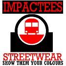 IMPACTEES STREETWEAR TRAIN LOGO by IMPACTEES