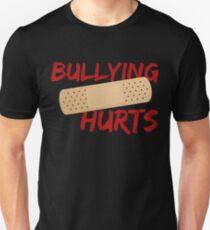 Bullying Hurts Anti Bully School Teacher T-Shirt Unisex T-Shirt