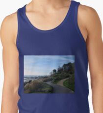 View From Lyme Town Gardens Tank Top