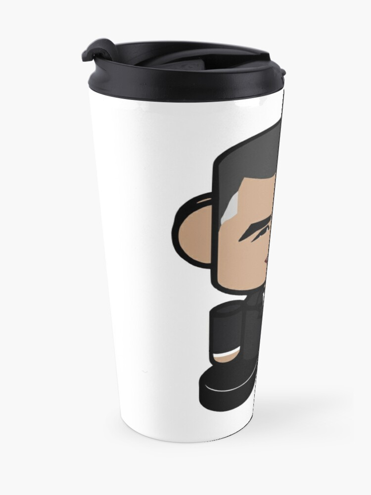Alternate view of Renegade O'bamabot Toy Robot 1.0 Travel Mug