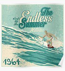Der endlose Sommer 1964 Poster