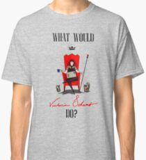 What Would Victoria Schwab Do? Classic T-Shirt
