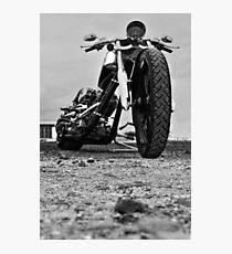 Chopper Photographic Print