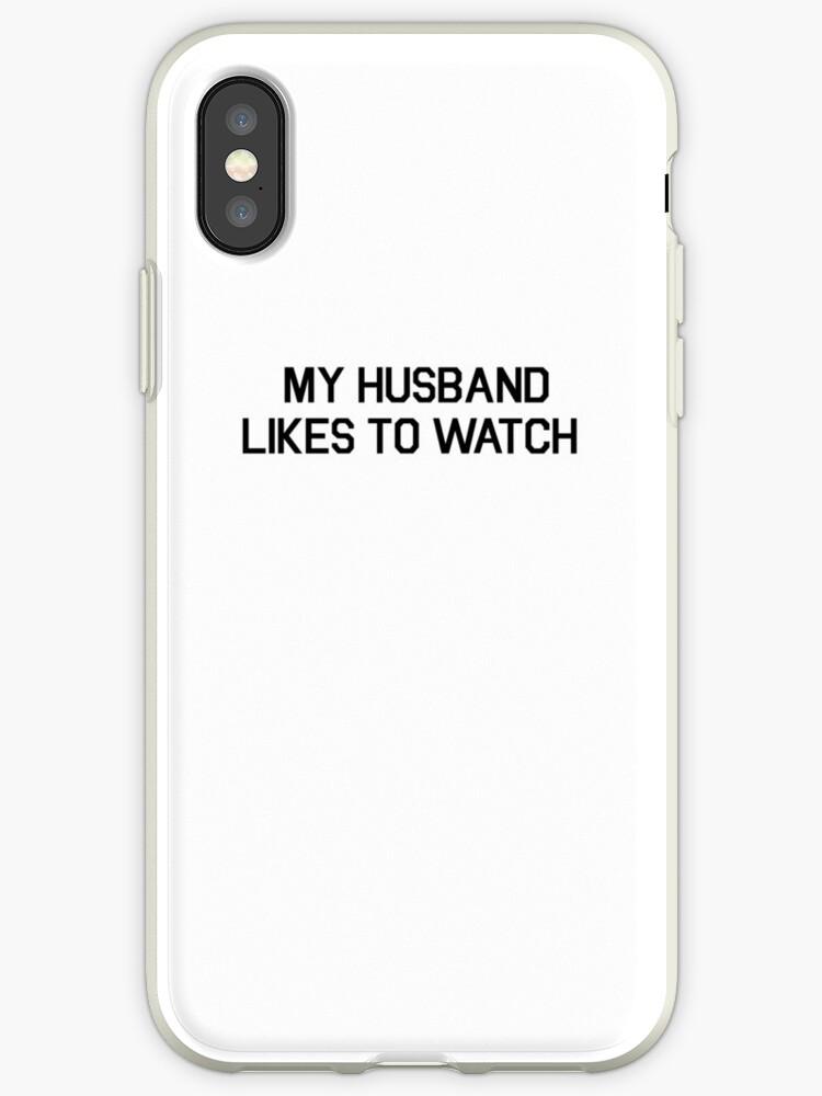 A Mi Marido Le Gusta Mirar Camiseta Cornudo
