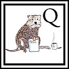 Q is for Quokka by Ancell