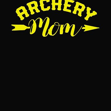 Archery mom by dtino