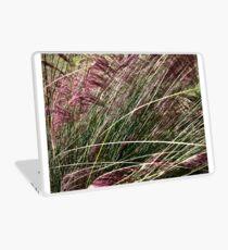Purple Grasses Majesty Laptop Skin