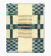 Tribal khasa  | Vintage Tribal Design Inspired Gifts | 19th Century Textile  iPad Case/Skin