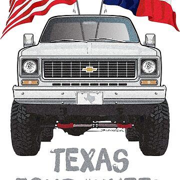 Texas Four Wheel Drive by JRLacerda