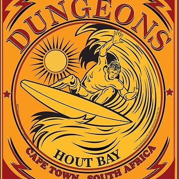 DUNGEONS SURFING CAPE TOWN SOUTH AFRICA by theoatman