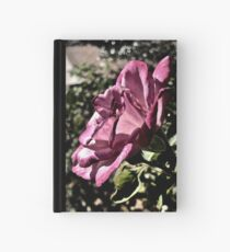Rose in Profile Hardcover Journal