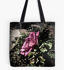 Rose in Profile Tote Bag