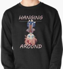 Hanging Around - DDLC Sayori Pullover