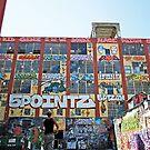 The Grafitti Terminator by Marjorie Smith