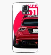 Speedhunters - RED Subaru Impreza WRX STI Case/Skin for Samsung Galaxy