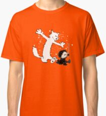 Ghost and Snow Classic T-Shirt