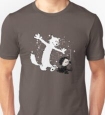 Ghost and Snow Unisex T-Shirt