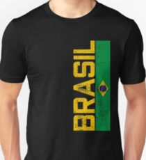 BRAZIL JERSEY Unisex T-Shirt