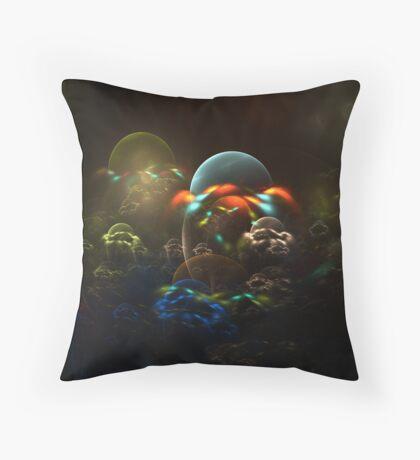 The Nursery Throw Pillow