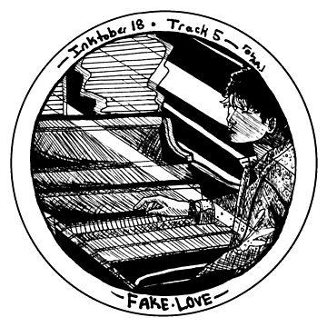 Fake Luv Inktober 18 by ItsIronic