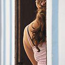 On Balcony by Kasia Nowak